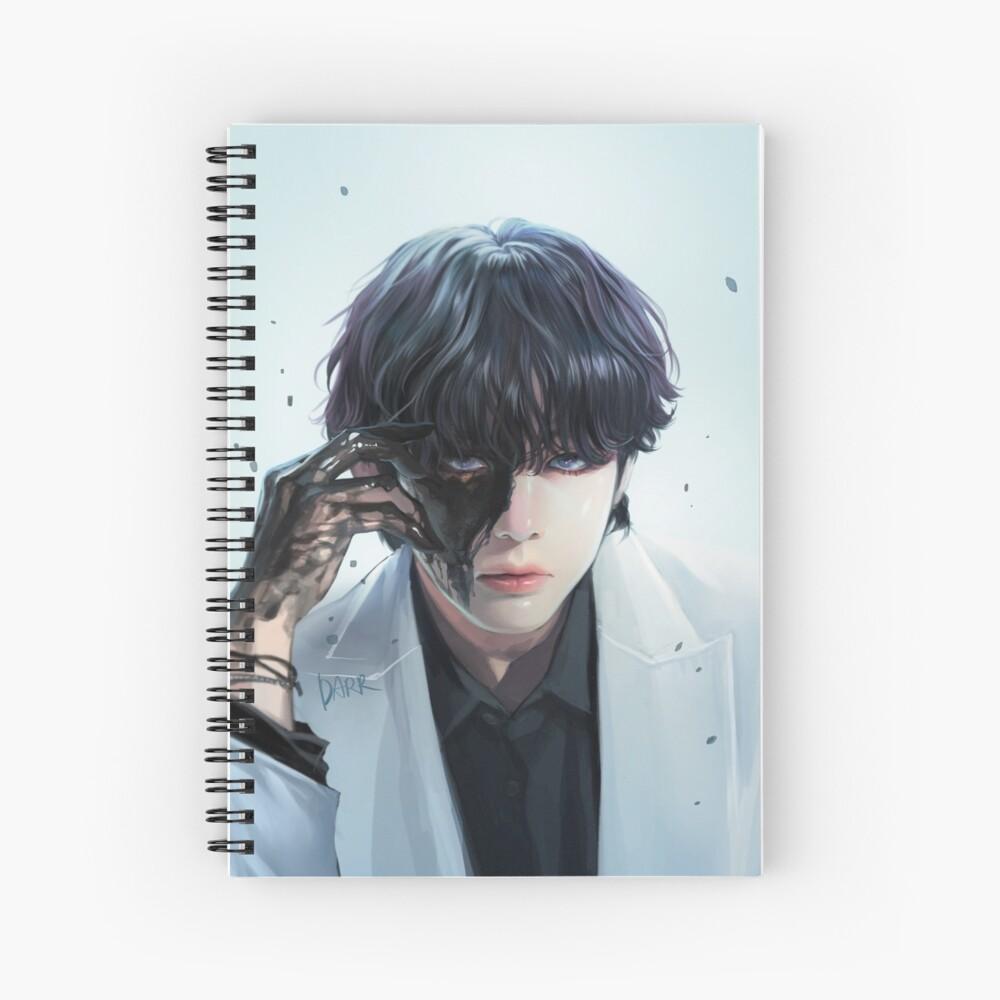 V- MOTS ON:E Spiral Notebook