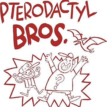 Pterodactyl Bros by Barrykend