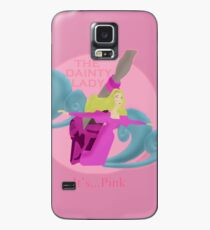 It's... Pink Case/Skin for Samsung Galaxy