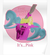 It's... Pink Poster