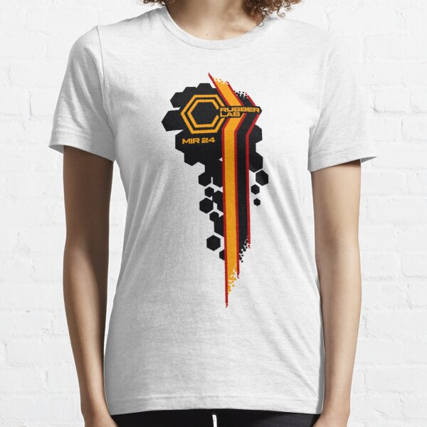 MIR 24: Rubber Lab Essential T-Shirt