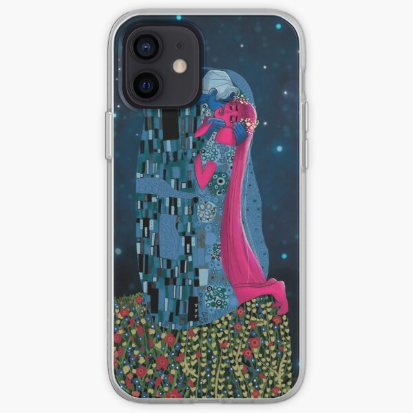 Le baiser Coque souple iPhone
