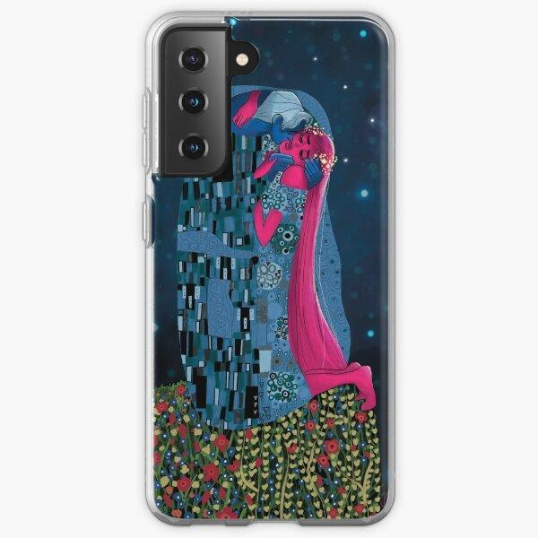 The Kiss Samsung Galaxy Soft Case