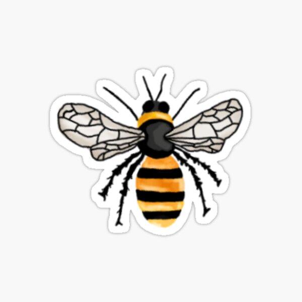 cute bee Sticker