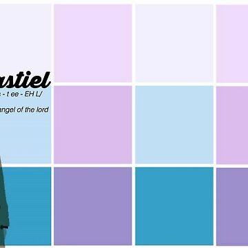 Definition of Castiel #2 by spnlockscreenz