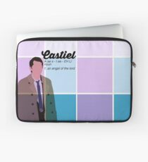 Definition of Castiel #2 Laptop Sleeve