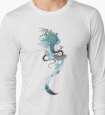 Journeying Spirit (ermine) Long Sleeve T-Shirt