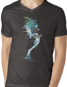 Journeying Spirit (ermine) Mens V-Neck T-Shirt