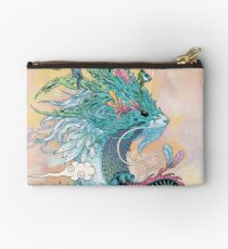 Journeying Spirit (ermine) Studio Pouch