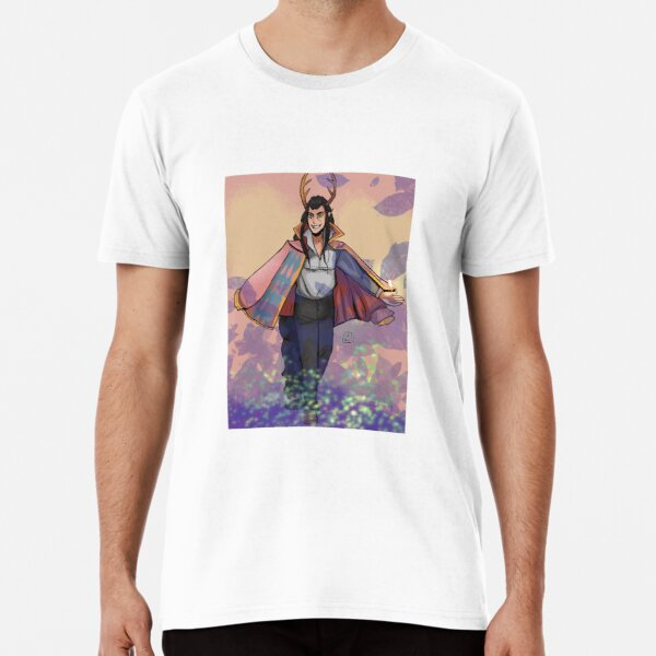 Tivs Moving Castle Premium T-Shirt