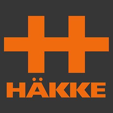 HAKKE - Ropa de fundición de armas de TwistedBeard