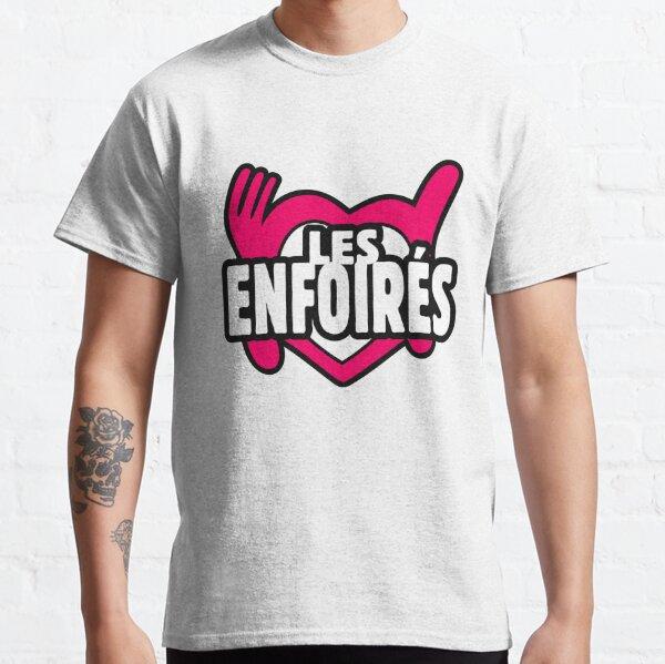 Il y a Enfoirés Classic T-Shirt