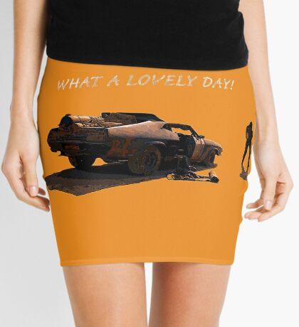 Hermoso día Minifalda