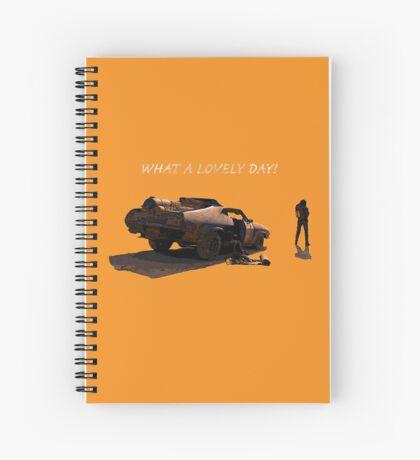 Hermoso día Cuaderno de espiral
