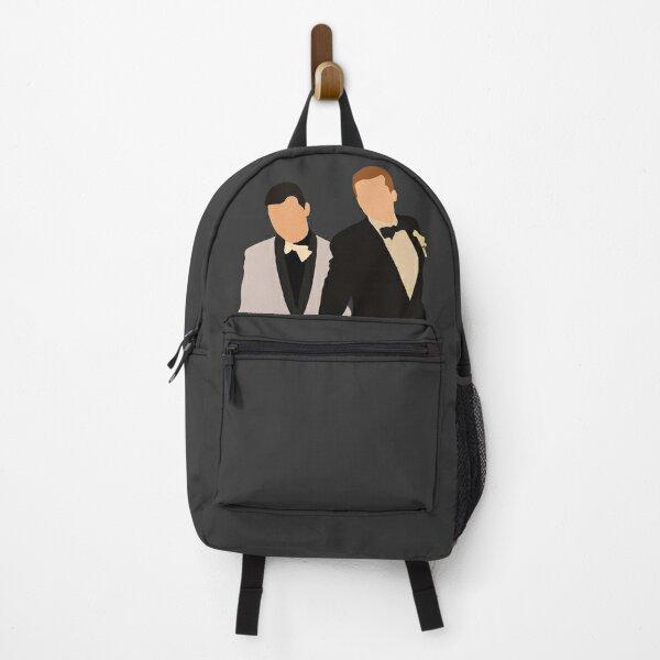 gallavich wedding day Backpack