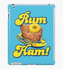 Rum Ham! (ALWAYS SUNNY) iPad Case/Skin