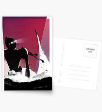 Le Géant de Fer Postcards