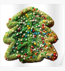 Christmas Cookie 1 Poster