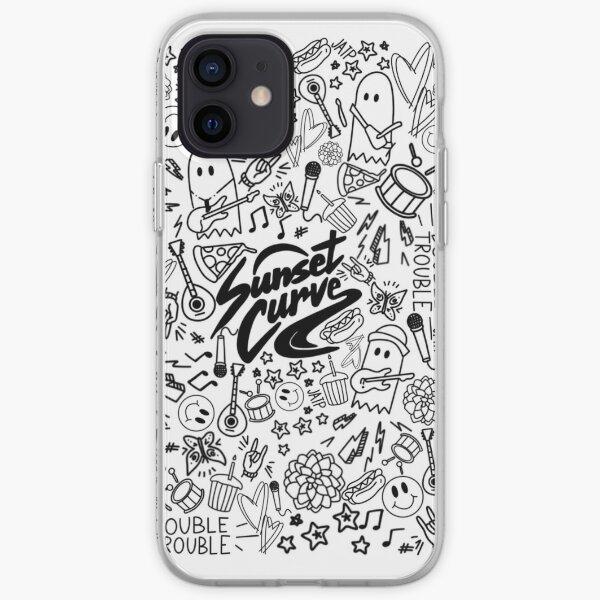 Julie y los fantasmas Funda blanda para iPhone