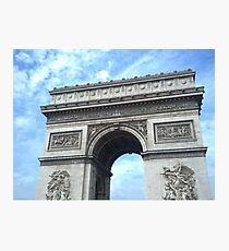 Triomphe Photographic Print