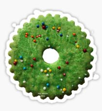 Christmas Cookie 5 Sticker