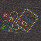 Super Famicom by johnbjwilson