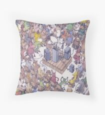 Dance Gavin Dance - Acceptance Speech - Pillow  Throw Pillow