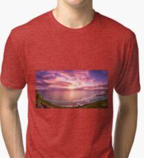 Burleigh Delight Tri-blend T-Shirt