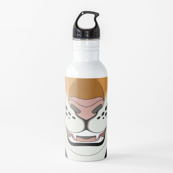 Tiger Face  Water Bottle