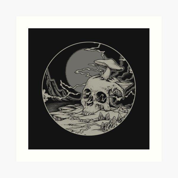 Lost Voyager Art Print