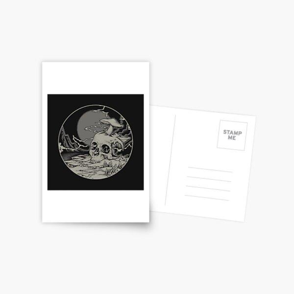 Lost Voyager Postcard