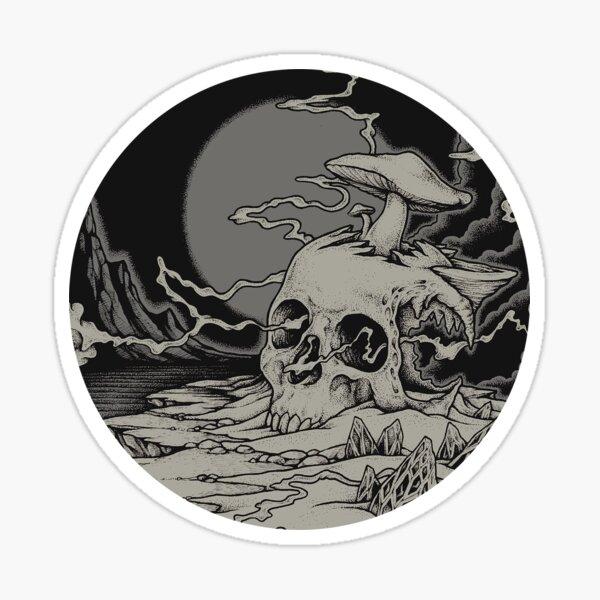 Lost Voyager Sticker