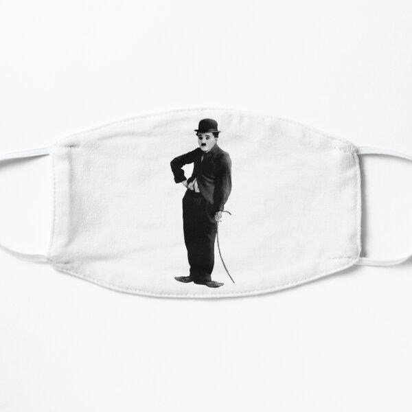 Charlie Chaplin Mascarilla