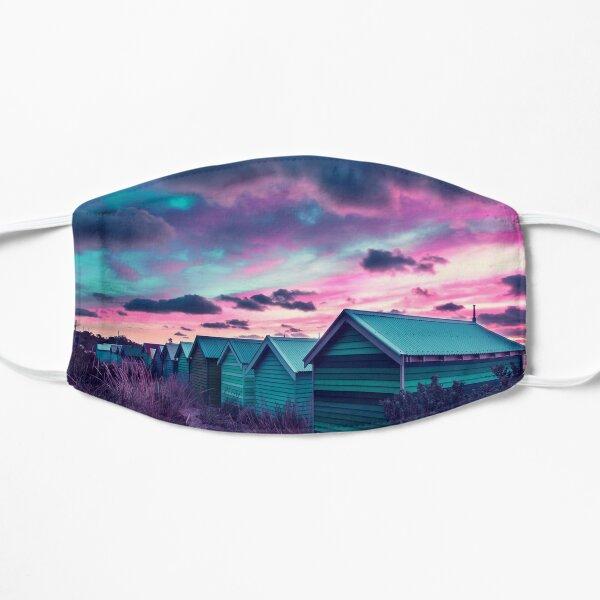 Brighton Beach Sunset Mask