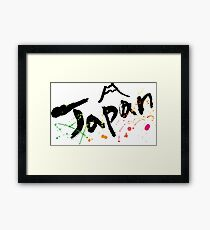 japan 1 Framed Print