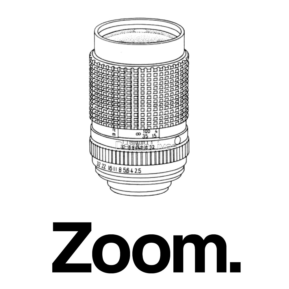 Zoom lens by DeniseLives