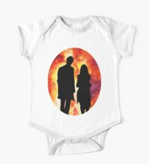 The Doctor and Clara One Piece - Short Sleeve