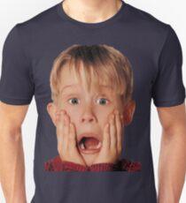 Macauly Culkin From Home Alone Unisex T-Shirt