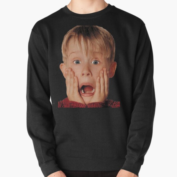Macauly Culkin From Home Alone Pullover Sweatshirt