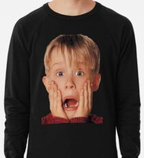 Macauly Culkin From Home Alone Lightweight Sweatshirt