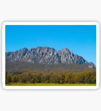 Mount Roland Tasmania Australia Sticker