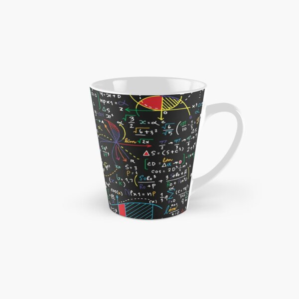 Amazing World Of Mathematics Tall Mug