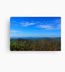 Appalachian Canvas Print