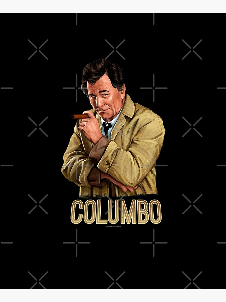 Columbo - TV Shows  by AkiraFussion