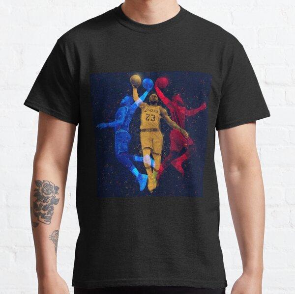trilogie le Bron james T-shirt classique