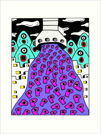 """Overflow"" by Jacqueline  Levine"