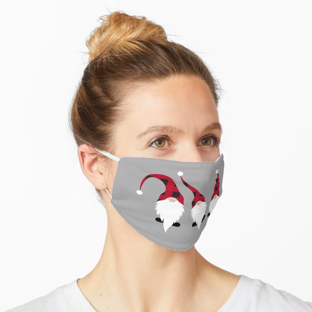 Christmas Gnomes Mask