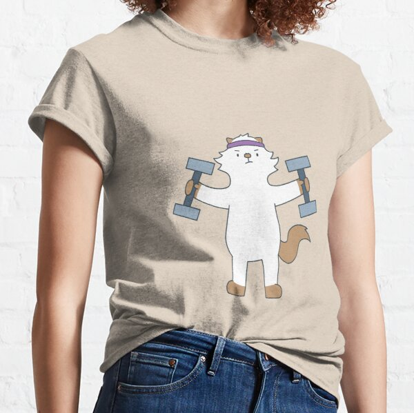 Work out Moo Classic T-Shirt