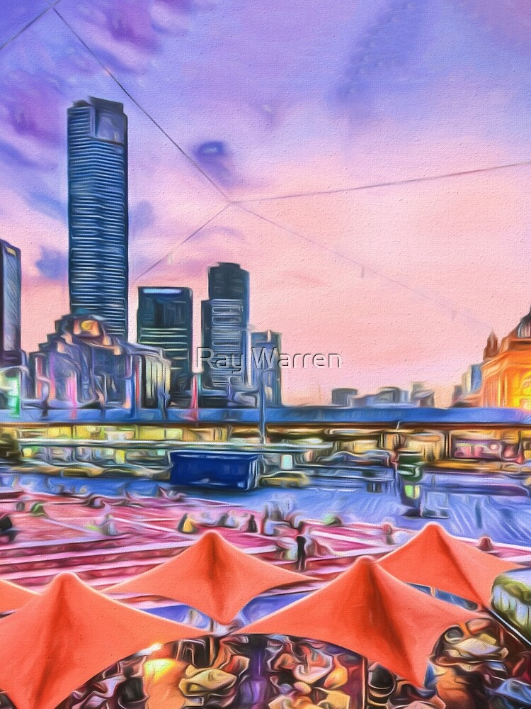 City Sunset II (GO3) by RayW