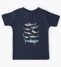 Sharks Kids Tee